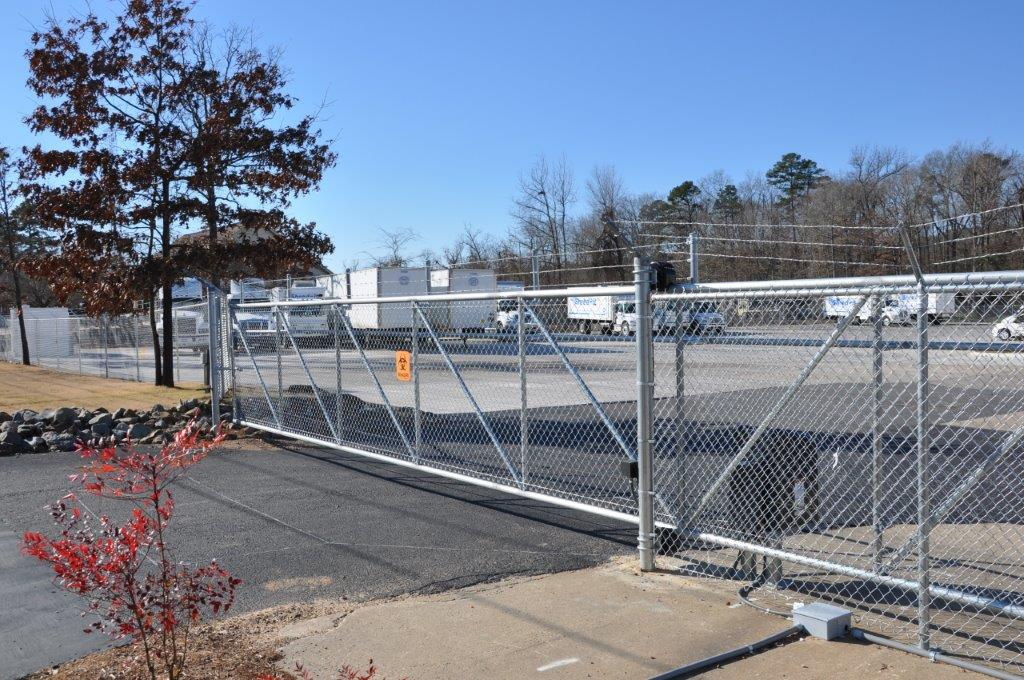JACOR CONSTRUCTION | Commercial Fence, Guardrail, Gates, Gate Operators